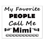 People call me Mimi Small Poster