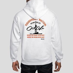 OIL LIFE Original Hooded Sweatshirt