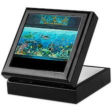New York Aquarium Keepsake Box