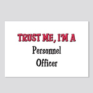 Trust Me I'm a Personnel Officer Postcards (Packag