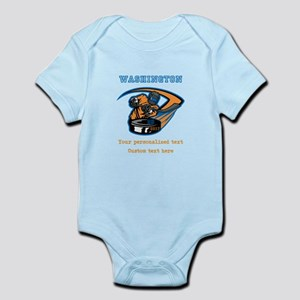 Hockey Personalized Body Suit