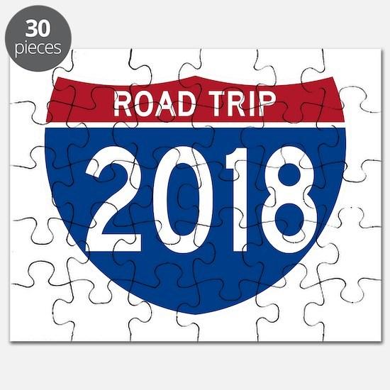 Road Trip 2018 Puzzle