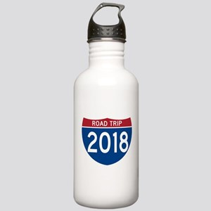 Road Trip 2018 Stainless Water Bottle 1.0L