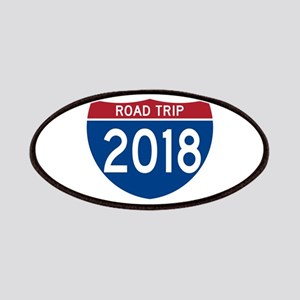 Road Trip 2018 Patch