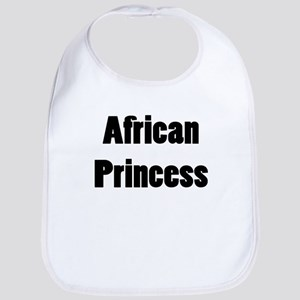 AFRICAN PRINCESS Bib