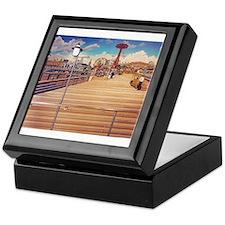 Coney Island Boardwalk Keepsake Box