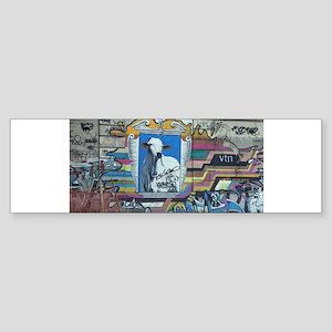 Holy Cow Graffiti Bumper Sticker