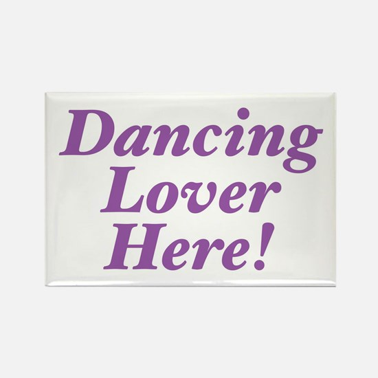 Dancing Lover Magnets