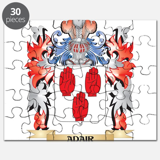 Adair Coat of Arms - Family Crest Puzzle