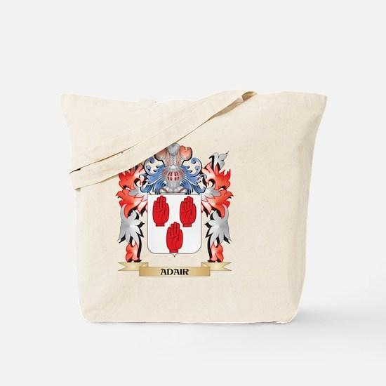 Adair Coat of Arms - Family Crest Tote Bag