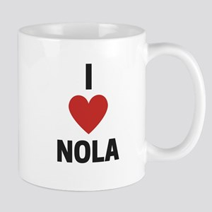 I Love NOLA Mugs