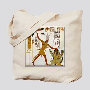 Ramses the Great Smiting Tote Bag