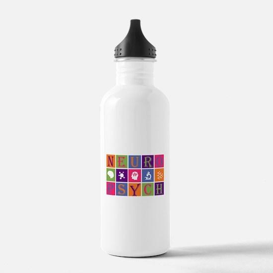 Neuropsychology Water Bottle