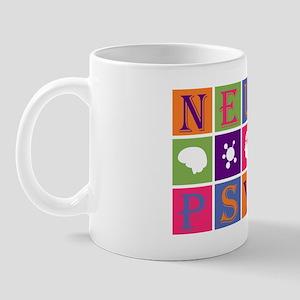 Neuropsychology Mug Mugs