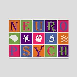 Neuropsychology Rectangle Magnet Magnets