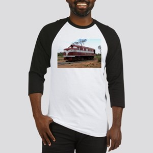 Old Ghan Train, Alice Springs, Aus Baseball Jersey