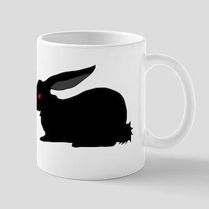 Black Rabbit Mugs