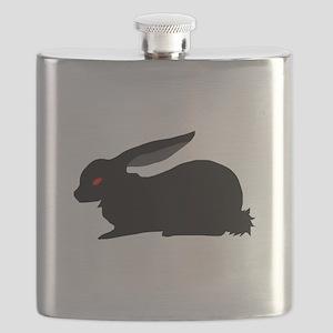 Black Rabbit Flask