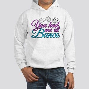 Cute Bunco Hooded Sweatshirt