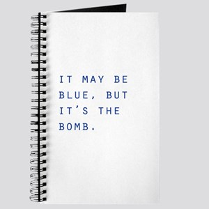 Blue Breaking Bad Journal