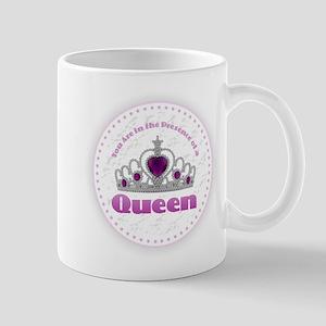 Presence of a Queen Mugs