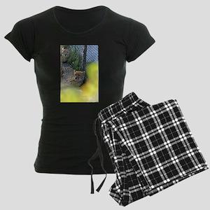 Two Cheetahs Pajamas