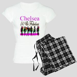 MS DIVA 50TH Women's Light Pajamas