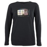 Absolute Resolve Plus Size Long Sleeve Tee