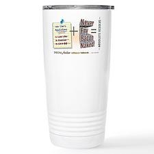 Absolute Resolve Stainless Steel Travel Mug