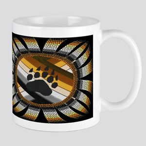 BEAR PAW PRIDE DESIGN/BLACK Mug