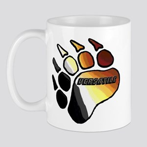 BEAR PRIDE PAW/VERSATILE Mug