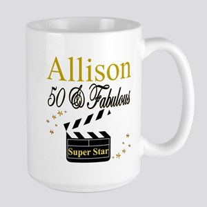 MS DIVA 50TH Large Mug