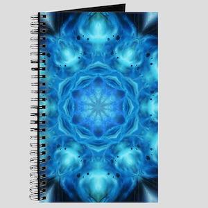 Blue Nova Mandala Journal