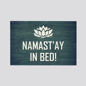 NAMASTAY IN BED! Magnets