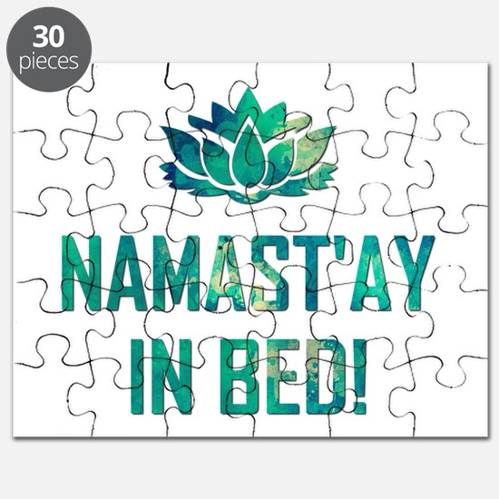 NAMASTAY IN BED! Puzzle