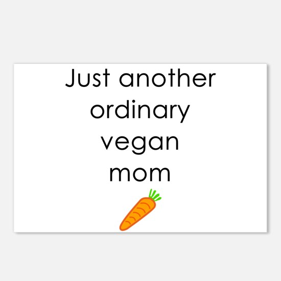 Just Another Ordinary Veg Postcards (Package of 8)