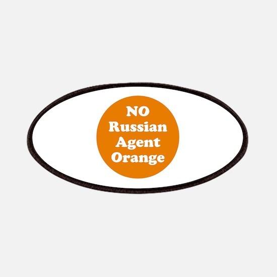 No Russian agent orange,never trump Patch