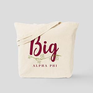 Alpha Phi Big Tote Bag