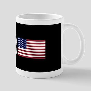 Welding: Welder (American Flag) Mug