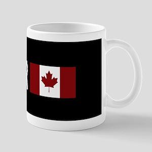 Welding: Welder (Canadian Flag) Mug