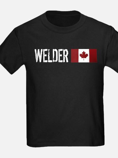 Welding: Welder (Canadian Flag) T