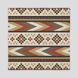 Navajo Southwestern Queen Duvet