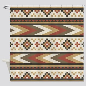 Navajo Southwestern Shower Curtain
