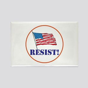 Resist! Stand up for justice Magnets