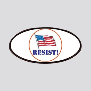 Resist! Stand up for justice Patch