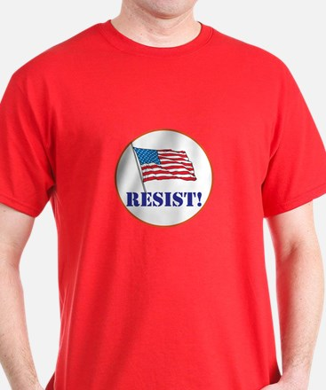 Resist! Stand up for justice T-Shirt