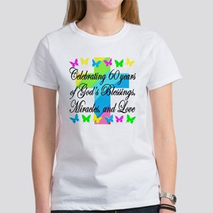 BLESSED 60TH Women's T-Shirt