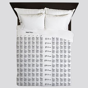Guitar Chords Queen Duvet