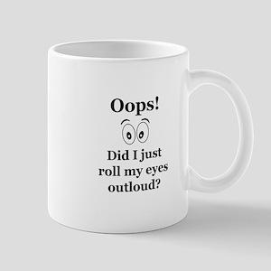 Oops! Mug