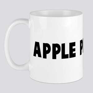 Apple pie order Mug